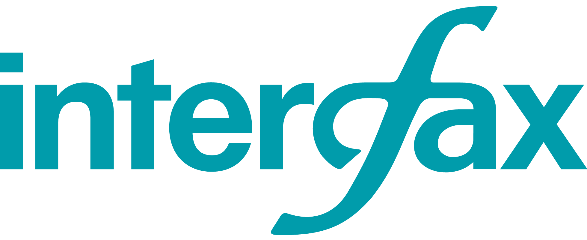 INTERFAX Logo eng