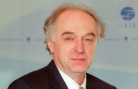 Pavel Kabat, Director General of the International Institute for Applied Systems Analysis (IIASA)