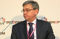 Alexey Kulapin, Director of the State Energy Policy Department, Ministry of Energy, Russia