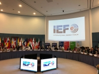 02/14/2018 // Dr. Vladimir Feigin, President of the Institute for Energy and Finance took part in the Eighth IEA-IEF-OPEC Symposium on Energy Outlooks in Riyadh (Saudi Arabia)